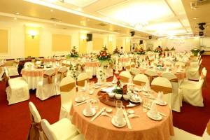 Dịch vụ tổ chức nhà hàng Hotel Victoria Hải Hòa