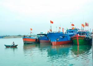 Lễ hội cầu ngư Lạch Bạng tại xã Hải Thanh, Tĩnh Gia, Thanh Hóa